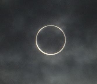 金環日食(ブログ)(2)