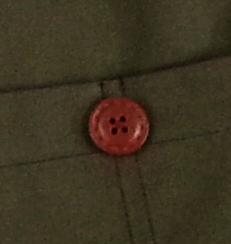 ステッチボタン