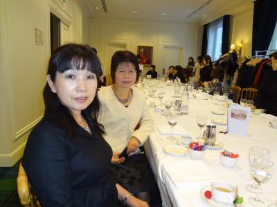 桂由美先生とブライダルセミナー&lunch 14