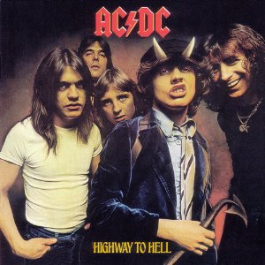 AC:DC「HIGHWAY TO HELL」