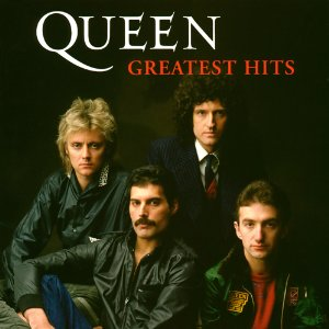 QUEEN「GREATEST HITS」