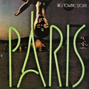 PARIS「BIG TOWNE,2061」