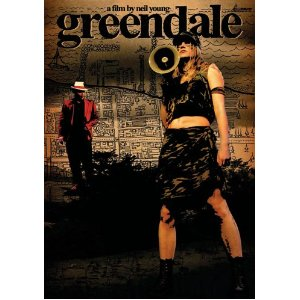 NEIL YOUNG「GREENDALE」DVD