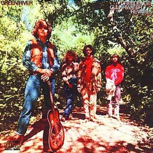 CREEDENCE CLEARWATER RIVIVAL「GREEN RIVER」