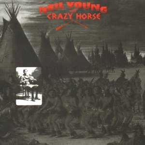 NEIL YOUNG  CRAZY HORSE「BROKEN ARROW」