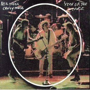 NEIL YOUNG  CRAZY HORSE「YEAR OF THE HORSE」