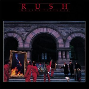 RUSH「MOVING PICTURES」