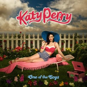 KATY PERRY「ONE OF THE BOYS」