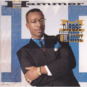 MC HAMMER「PLEASE HAMMER DONT HURTEM」