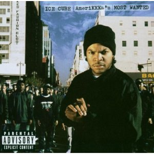 ICE CUBE「AMEIKKKAS MOST WANTED」