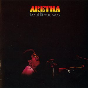 ARETHA FRANKLIN「LIVE AT FILMORE WEST」