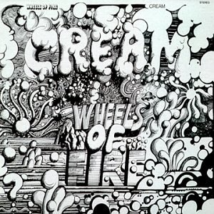 CREAM「WHEEL OF FIRE」