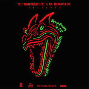 BUSTA RHYMES Q-TIP「THE ABSTRACT THE DRAGON」