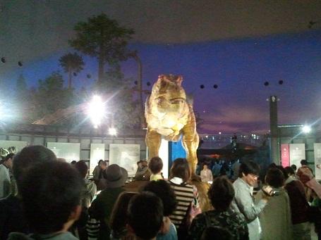 恐竜博物館8