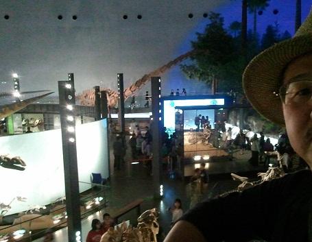 恐竜博物館9