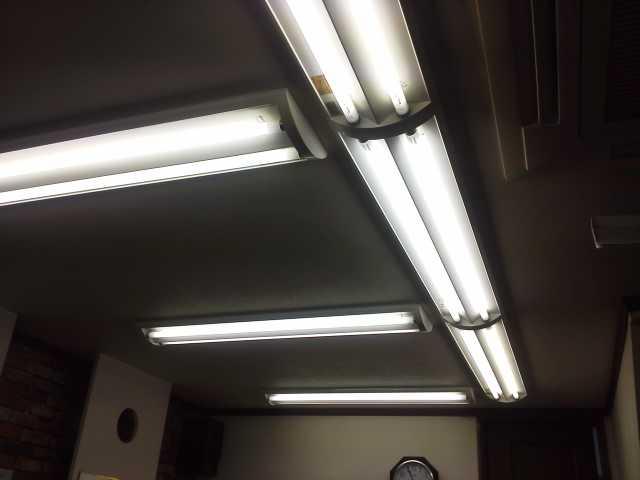 電気が復活