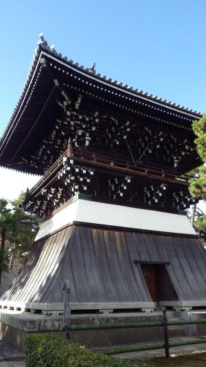相国寺 鐘楼