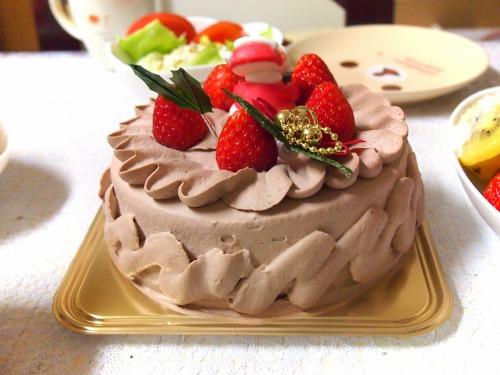 チョコレートケーキ02@四季の菓子工房 CHARON