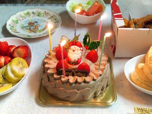 チョコレートケーキ04@四季の菓子工房 CHARON
