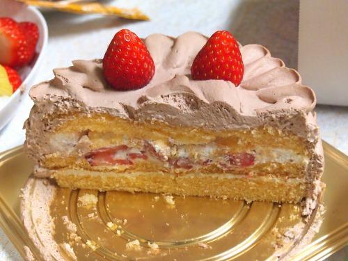 チョコレートケーキ05@四季の菓子工房 CHARON