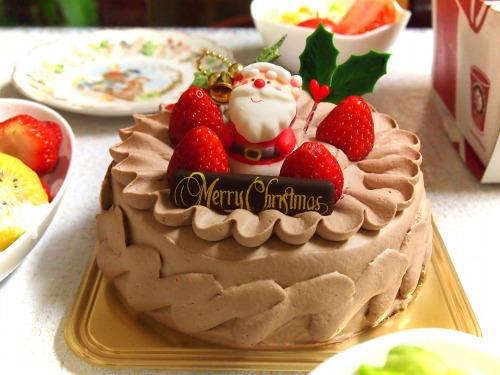 チョコレートケーキ01@四季の菓子工房 CHARON