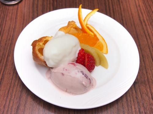 アイス&フルーツ&ポップオーバー01@東京ベイ舞浜ホテル FINE TERRACE_2014年2月