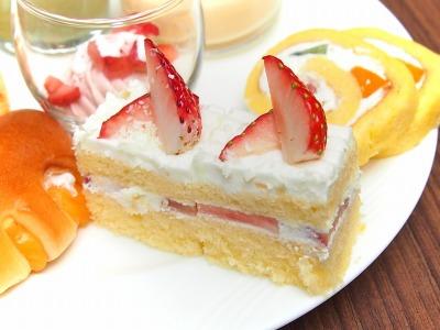 苺のショートケーキ02@東京ベイ舞浜ホテル FINE TERRACE_2014年2月