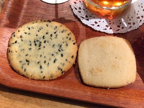 セサミとバタースカッチ@ステラおばさんのクッキー