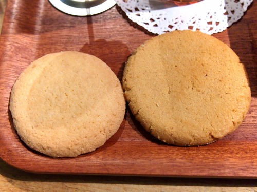 ミルクシュガーとジンジャー@ステラおばさんのクッキー