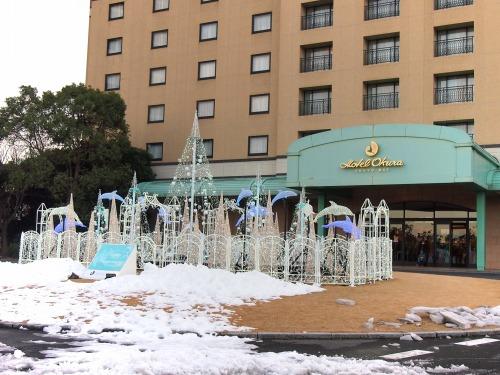ホテル@Hotel Okura TOKYO BAY_2014年02月
