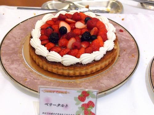ベリータルト01@Hotel Okura TOKYO BAY_2014年02月
