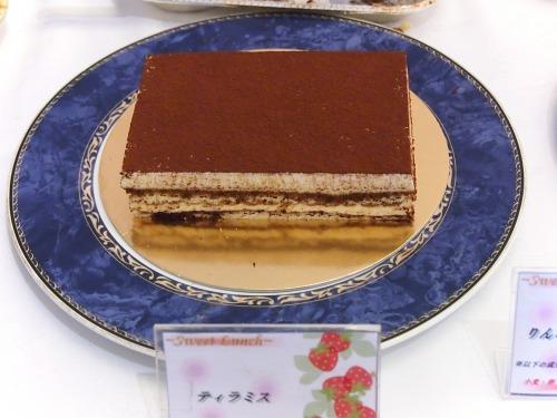ティラミス01@Hotel Okura TOKYO BAY_2014年02月