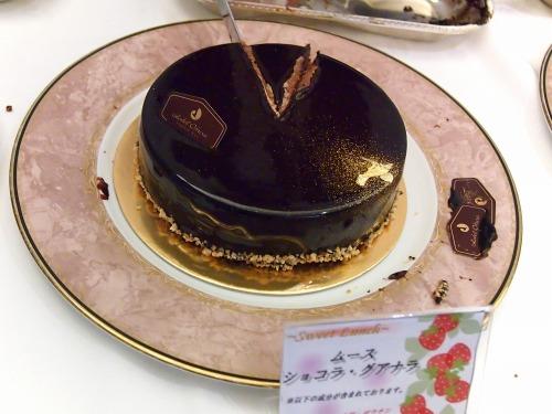 ムースショコラ・グアナラ01@Hotel Okura TOKYO BAY_2014年02月