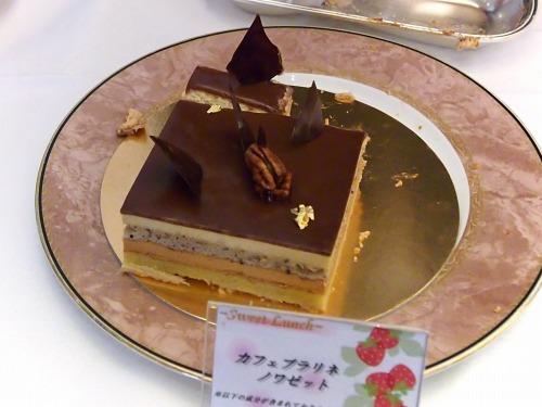 カフェプラリネノワゼット01@Hotel Okura TOKYO BAY_2014年02月