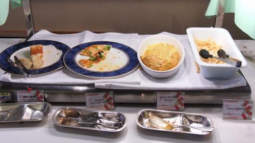フライドポテト類01@Hotel Okura TOKYO BAY_2014年02月