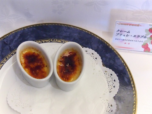 クレームブリュレ・エラブル01@Hotel Okura TOKYO BAY_2014年02月