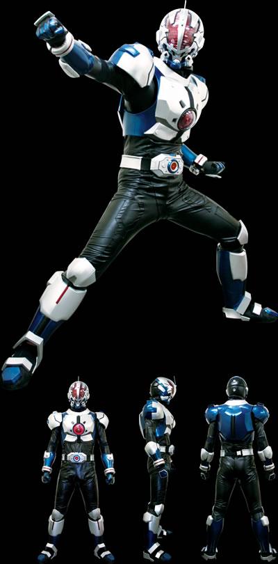 "Les ""Local Hero"" japonais ChikyuSenshiZEROS"