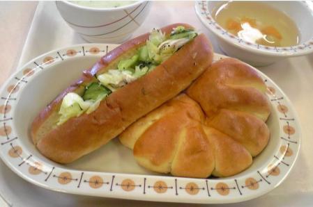 今日の昼飯1