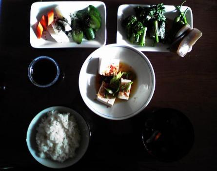 2月5日の朝食