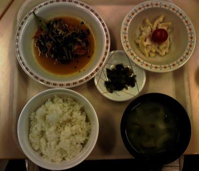 20130412の夕食