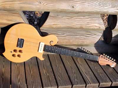 シンラインギター