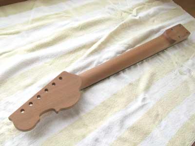 ギターネック