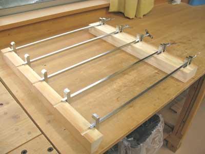 ギター作製道具