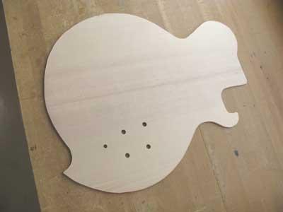 シンラインギタースプルース
