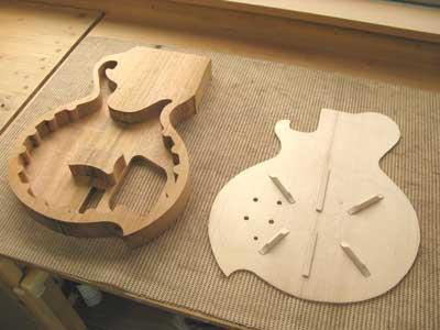 ギター構造