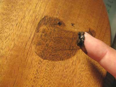 ギター塗装の方法