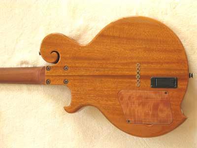 国産エレキギターパネル