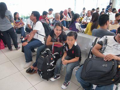マニラ空港2