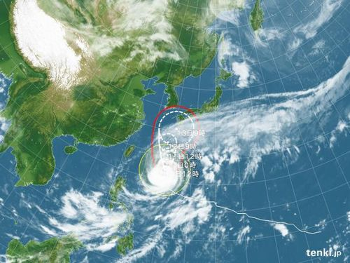 台風19号2