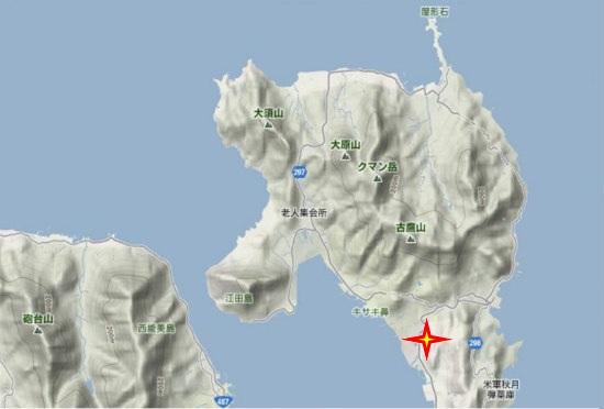 1)江田島町北部・江田島八幡神社